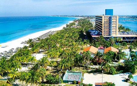 Kuba, Varadero, letecky na 12 dní