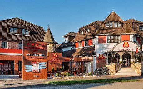 4* wellness pobyt v Maďarsku se vstupem do lázní