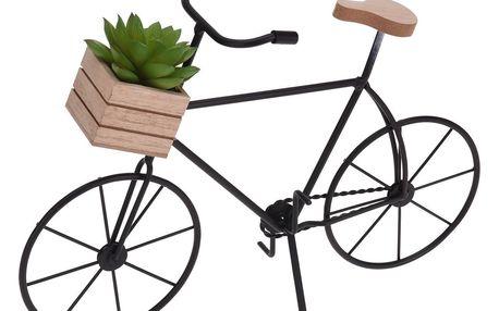 Koopman Kovová dekorace Gardener's bicycle, 33 cm