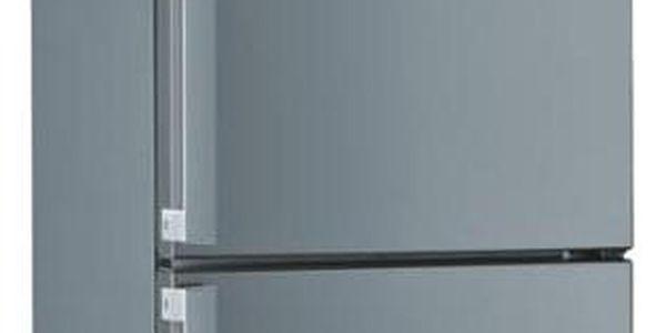 Chladnička s mrazničkou Whirlpool W Collection W7 821O OX H nerez2