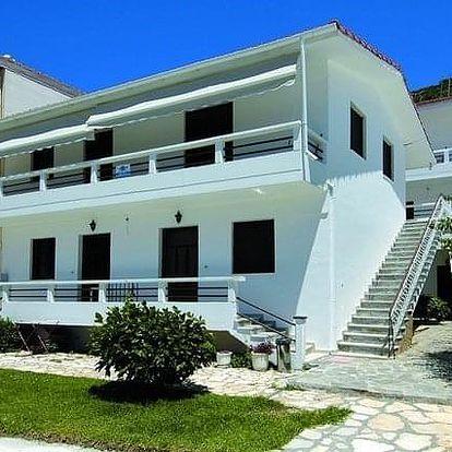 Řecko - Lefkada na 8 dní, bez stravy s dopravou letecky z Prahy