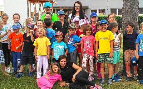 Sportovní příměstský tábor ve stylu Zdraví do škol