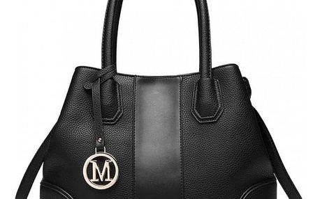 Dámská černá kabelka Stacy 1822