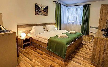 Luxusní apartmány kousek od lanovky na Chopok