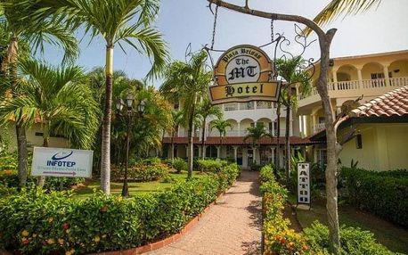 Dominikánská republika - Punta Cana na 9 dní, bez stravy s dopravou letecky z Prahy