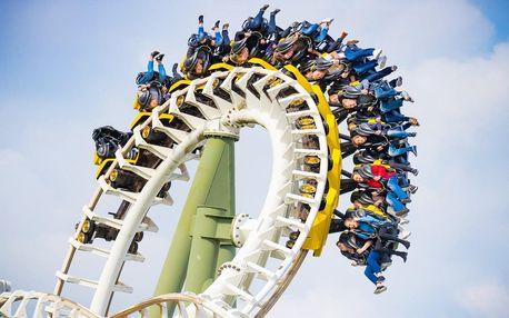 Den plný zábavy v Heide Parku včetně vstupenky