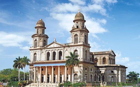 Kostarika letecky na 14 dnů