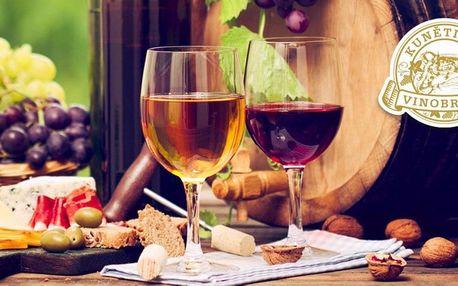 Vstupné na vinobraní: prohlídka paláce i burčák