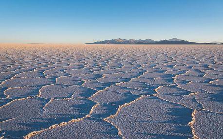 Bolívie letecky na 14 dnů