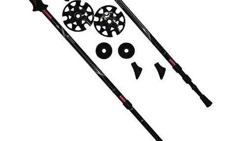 CorbySport 5471 Trekingové hole - 1 pár s příslušenstvím