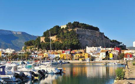 Španělsko letecky na 4 dny, snídaně v ceně