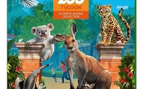 Microsoft Xbox One Zoo Tycoon: Ultimate Animal Collection (GYP-00020)