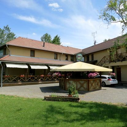 Slovensko, Komárno: Guest House Meat Heads Pub