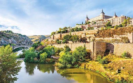 Španělsko na 11 dnů, polopenze