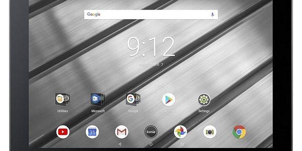 Dotykový tablet Acer Iconia One 10 Metal (B3-A50FHD-K9CS) stříbrný (NT.LEWEE.005)