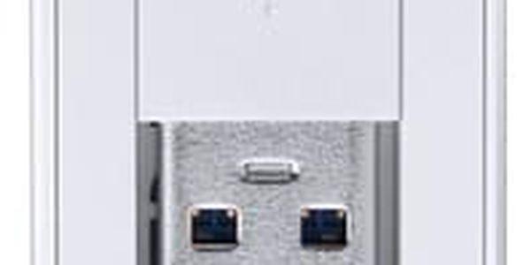 Síťová karta TP-Link UE300 USB 3.0 / RJ45 (UE300) bílá2