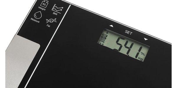 Sencor SBS 5050BK osobní fitness váha5