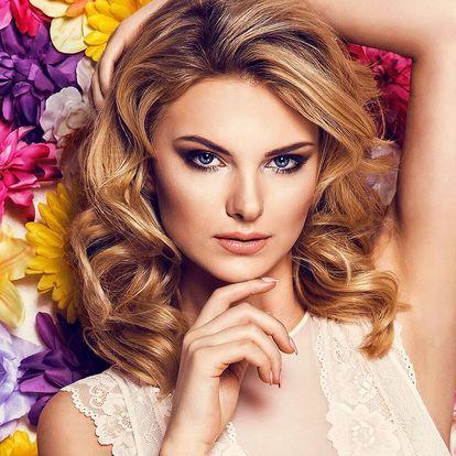 Pro princeznu: kosmetické ošetření i masáž zad