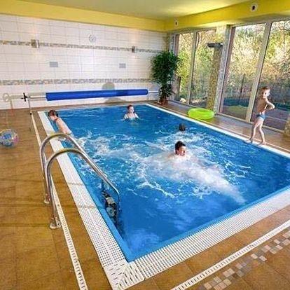 Krkonoše: Aktivní dovolená v Penzionu Samohel *** s polopenzí a bazénem