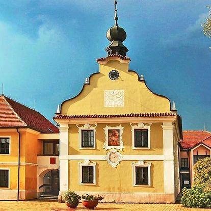 Pohodový hotel v jižních Čechách s polopenzí