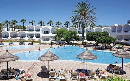 Tunisko, Hammamet, letecky na 12 dní all inclusive
