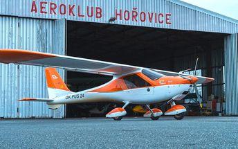 Pilotem na zkoušku Hořovice