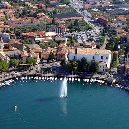4–8denní Itálie, Lago di Garda | Hotel Eden*** | Dítě zdarma | Bazén | Snídaně | Vlastní doprava