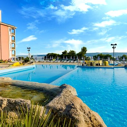 3–8denní wellness Slovinsko   Hotel Aquapark Žusterna***   Dítě zdarma   Polopenze, plná penze