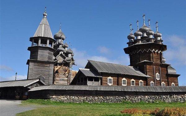 PETROHRAD A KARÉLIE, Rusko