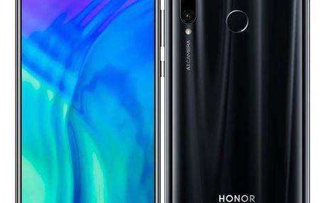 Mobilní telefon Honor 20 lite černý (51093SKU)