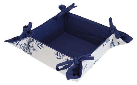 Trade Concept Textilní košík Cibulák, 34 x 34 cm