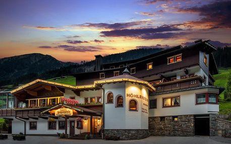 Rakouské Alpy: Hotel Höhlenstein