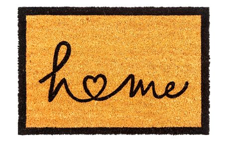Trade Concept Kokosová rohožka Home Heart, 40 x 60 cm