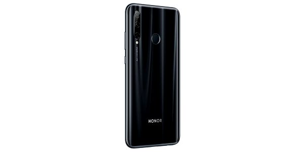 Mobilní telefon Honor 20 lite (51093SKU) černý + DOPRAVA ZDARMA2