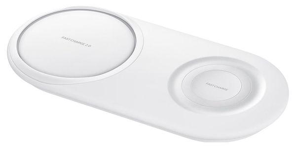 Bezdrátová nabíječka Samsung Duo Pad (EP-P5200TWEGWW) bílá2
