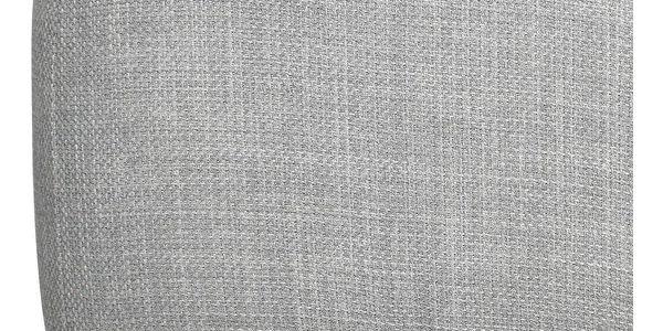 Atmosphera Créateur d'intérieur Taburet s pohodlným sedákem, čalouněná stolička se skvěle uplatní v každé místnosti3