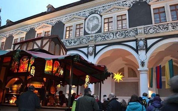 Advent v Drážďanech a v zahradě zámku Pillnitz2