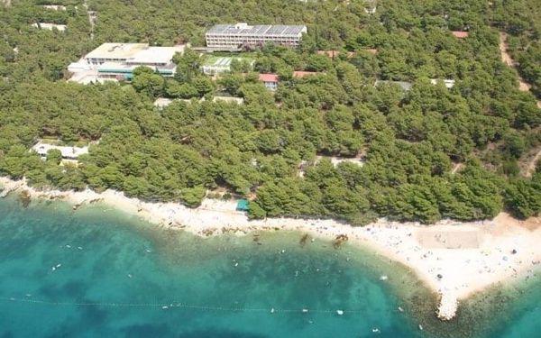 Chorvatsko, Střední Dalmácie, vlastní dopravou na 8 dní polopenze