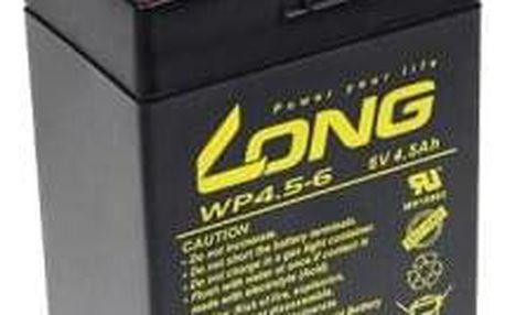 Akumulátor Avacom Long 6V 4,5Ah F1 (PBLO-6V004,5-F1A)