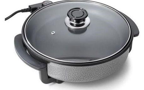 Pečicí pánev Tristar PZ-2964 černá/šedá