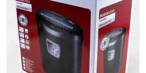 Skartovač Hama Premium X12CD, 12 listů, 21 l5