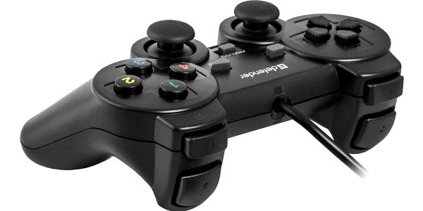 Gamepad Defender Omega pro PC (64247) černý2