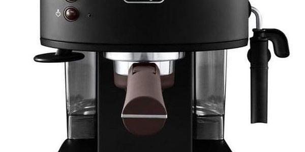 Espresso DeLonghi Icona Vintage ECOV 311.BK černé