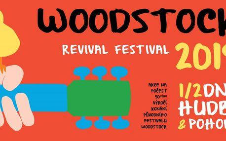 Revival festival Velká Dobrá Woodstock 2019