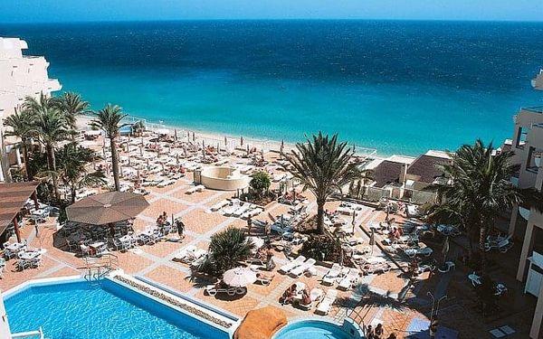 Kanárské ostrovy, Fuerteventura, letecky na 8 dní snídaně