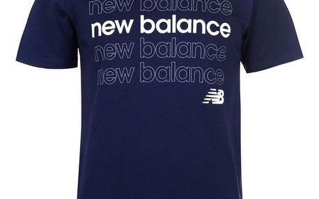Pánské módní tričko New Balance
