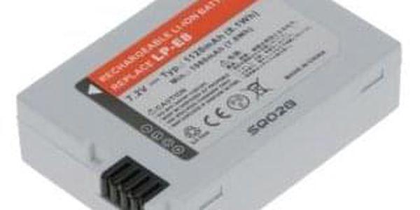 Baterie Avacom Canon LP-E8 Li-Ion 7,2V 1120mAh (DICA-LPE8-356)