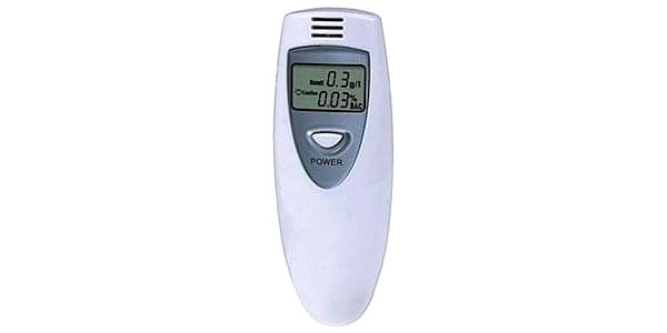 Alkoholtester Remax VEGA DIGI 002 (350039) bílý3