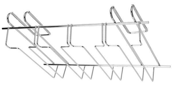 Emako Kuchyňský věšák na sklenky - pojme až 12 kusů