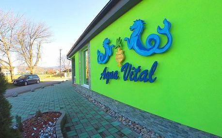 Západní Slovensko: Relax centrum Aqua Vital